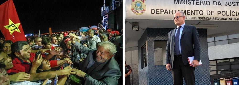 DEPUTADO ITALIANO: SENTENÇA DE MORO É CASO CHOCANTE DE DANO À JUSTIÇA